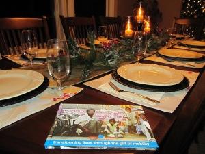 A Beautiful Table Setting