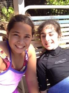 Lili and Mia 2