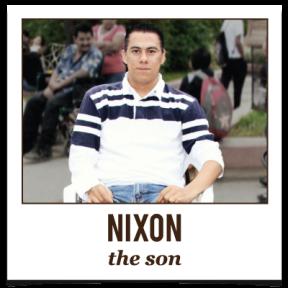 Nixon: the Son