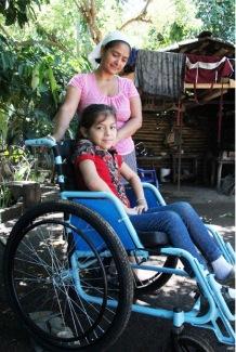 Alexandra and Blanca
