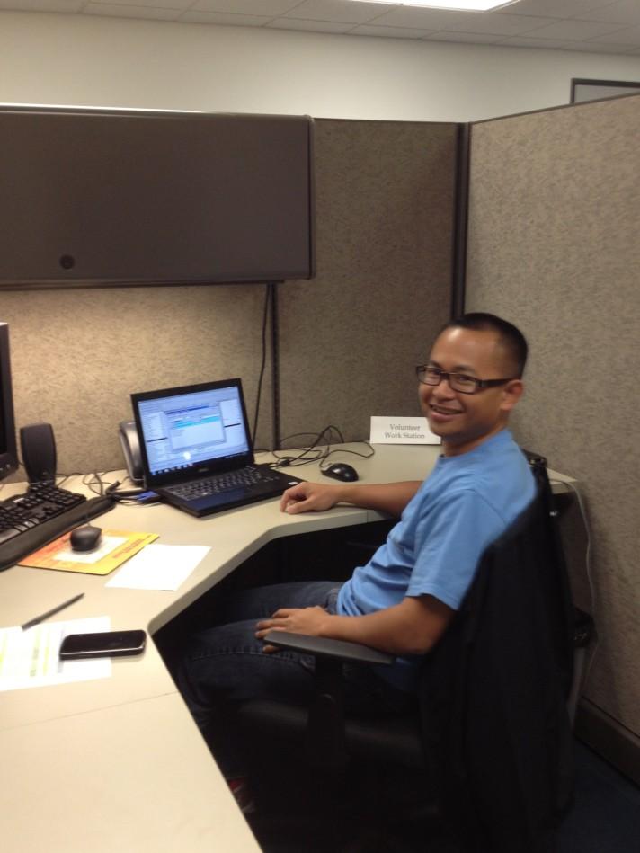 Evan Nguyen - Volunteer