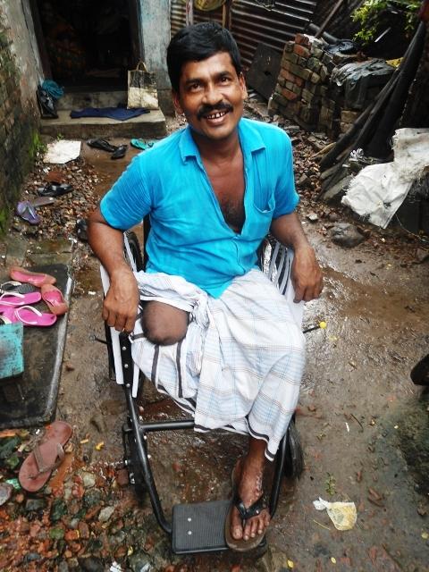 Recipient in Bangladesh